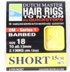 preston-innovations-hair-rigs-barbed-short-15cm